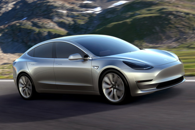 Tesla Achieves Unprecedented  Sales With New Model 3